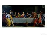 """The Last Supper  Called """"The Little Last Supper"""""""