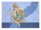 "Auriga  the Constellation of the Northern Hemisphere  from ""Uranometria"""