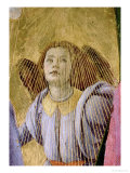 "Angel  from the ""Coronation of the Virgin "" circa 1488-90 (Detail)"