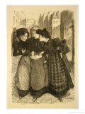 Original Drawing for &quot;Les Maitres De L&#39;Affiche&quot;