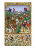 Battle of Agincourt  October 25th 1415