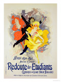 Reproduction of a Poster Advertising a &quot;Student Gala Evening&quot;