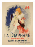 Reproduction of a Poster Advertising &quot;La Diaphane&quot;