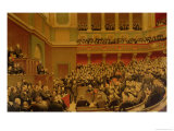 Louis Adolphe Thiers Acclaimed by the National Assembly  16th June 1877