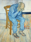 Old Man in Sorrow  1890