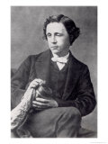 Portrait of Lewis Carroll