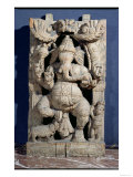 Statue of Ganesh Enthroned