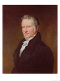Baron Alexander Von Humboldt circa 1835