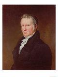Baron Alexander Von Humboldt circa 1835
