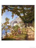 View of Capri