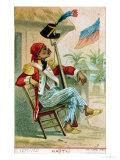 A Haitian Soldier  1879