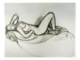 Reclining Nude  circa 1906