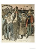 "La Carmagnole "" Patriotic Song of the French Revolution  from ""Le Chambard Socialiste "" 1894"