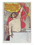 1st May  Poster of the Italian Socialist Party  1901