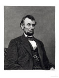 Abraham Lincoln  16th President of the United States of America
