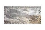 Grande Pianta Prospettica - Venice  C1500