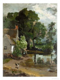 Willy Lott's House  Near Flatford Mill  circa 1811