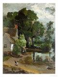 Willy Lott's House  Near Flatford Mill  circa 1811