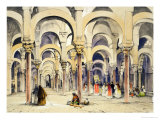 "Mosque at Cordoba  from ""Sketches of Spain"""