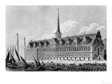 The Stock Exchange  Copenhagen  1846