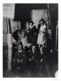 Simone Breton  Gala Eluard Max Ernst Andre Breton Robert Desnos Paul Eluard and Joseph Delteil 1923