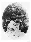 Alice Pleasance Liddell 1858