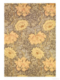 &quot;Chrysanthemum&quot; Wallpaper Design  1876