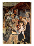 Adoration of the Kings  1464-65