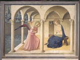 The Annunciation  circa 1438-45