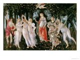 Primavera  circa 1478
