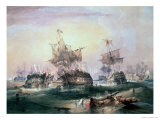 Battle of Trafalgar  21st October 1805