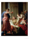 Achilles at the Court of King Lycomedes with His Daughters