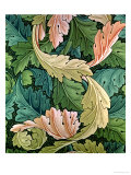 """Acanthus"" Wallpaper Design  1875"