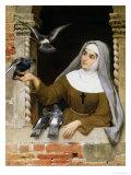 Feeding the Pigeons  1877