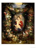 Virgin and Child with Fruits and Flowers