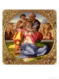 Holy Family with St John  1504-05