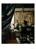 The Painter in His Studio 1665-66