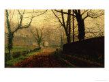 Autumn Sunshine  Stapleton Park Near Pontefract