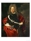 Portrait of John Churchill  1st Duke of Marlborough