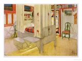 "The Bedroom  Published in ""Lasst Licht Hinin "" 1909"