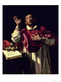 St Carlo Borromeo  circa 1610