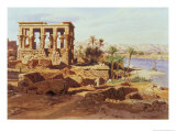 The Island of Philae  1866