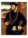 Portrait of Anton Rummel Von Liechtenan