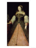 Portrait of Catherine De' Medici Wife of King Henri II of France