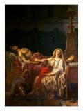 Andromache Mourning Hector  1783
