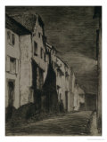 Street in Saverne  1858