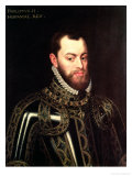 Portrait of King Philip II of Spain