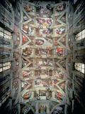 Sistine Chapel Ceiling  1508-12