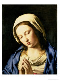 Madonna at Prayer