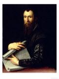 Portrait of the Engineer Luca Martini